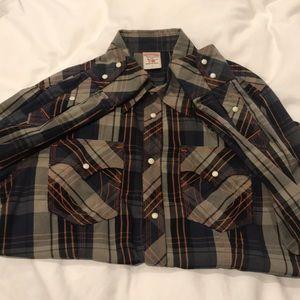 Men's true religion shirt
